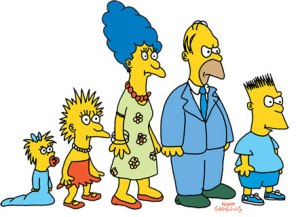 old-simpsons