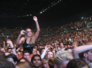 Adoring Masses, Vector Arena