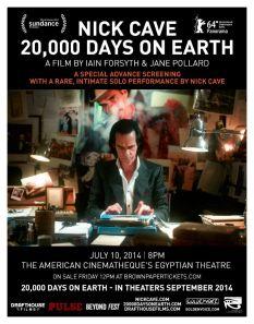 Nick-Cave film poster