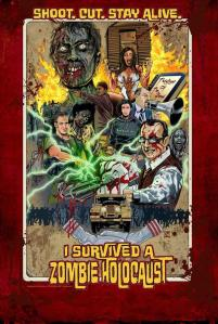 Review: I Survived A Zombie Holocaust (Guy Pigden, 2014)