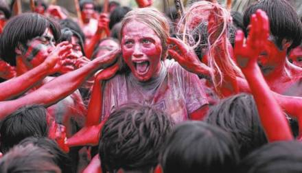 The Green Inferno Plot